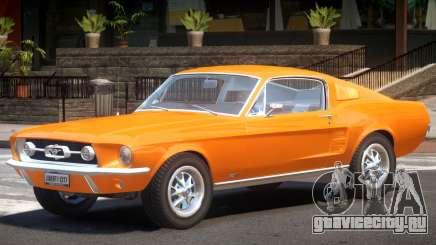 1967 Ford Mustang V1.1 для GTA 4