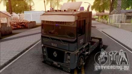 Renault Magnum Grey для GTA San Andreas