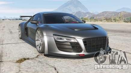 Audi R8 LMS Street Custom v1.2 для GTA 5