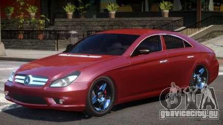 Mercedes CLS 63 для GTA 4