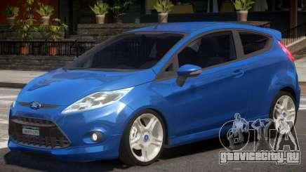 Ford Fiesta V1.0 для GTA 4