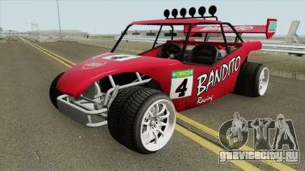 Bandito GTA V для GTA San Andreas