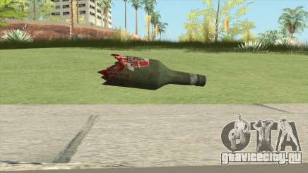 Broken Stronzo Bottle V2 GTA V для GTA San Andreas
