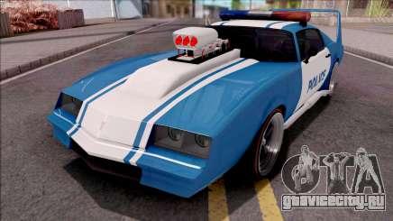 GTA V Imponte Phoenix Custom Police для GTA San Andreas