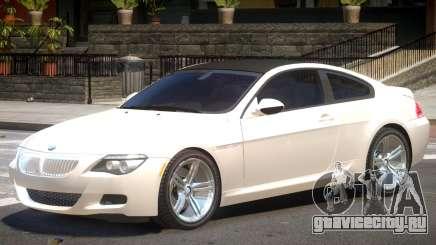 BMW M6 Stock для GTA 4