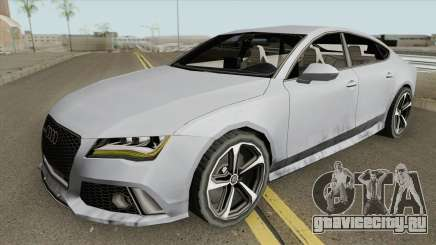 Audi RS7 2014 (White Interior) для GTA San Andreas