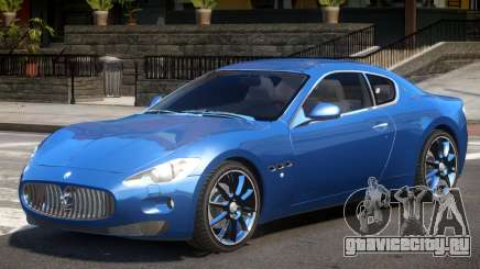 Maserati Gran Turismo Y12 R1 для GTA 4