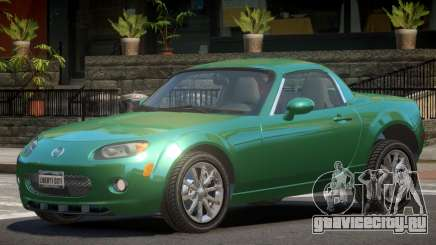 Mazda MX5 ST для GTA 4