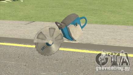 Chainsaw GTA IV для GTA San Andreas