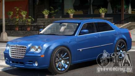 Chrysler 300C V1 для GTA 4