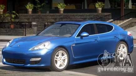 Porsche Panamera Y10 для GTA 4