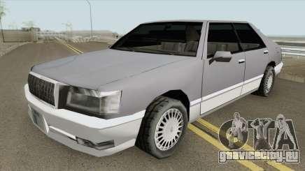 Toyota Crown Majesta (SA Style) 1995 для GTA San Andreas
