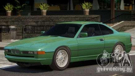BMW 850i E31 V1.2 для GTA 4