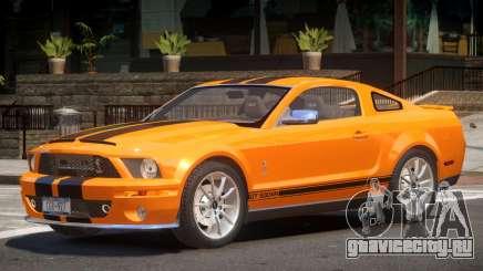 Ford Shelby STY08 для GTA 4