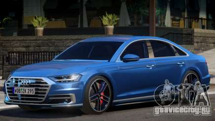 Audi A8 Elite для GTA 4