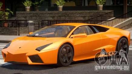 Lamborghini Reventon V1.0 для GTA 4