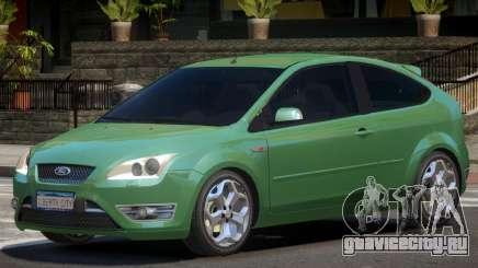 Ford Focus ST V1.0 для GTA 4