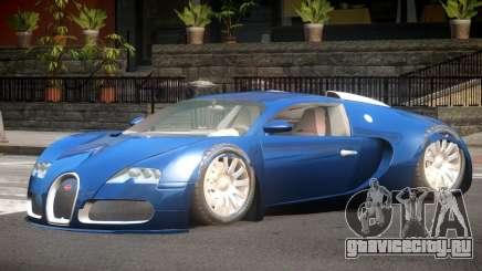 Bugatti Veyron GT для GTA 4