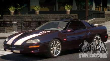 Chevy Camaro V1.1 для GTA 4