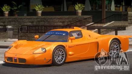 Maserati MC12 R V1 для GTA 4