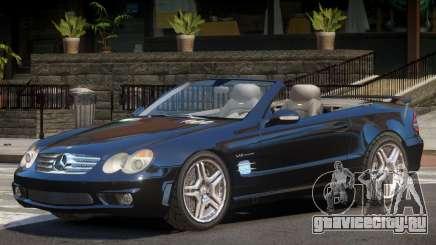 Mercedes SL65 Spider для GTA 4