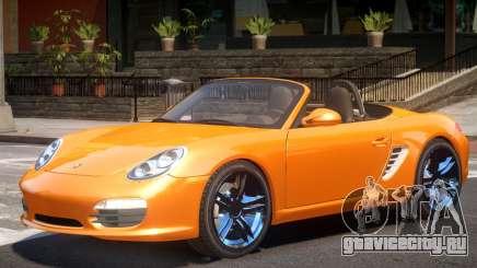 Porsche Boxster для GTA 4