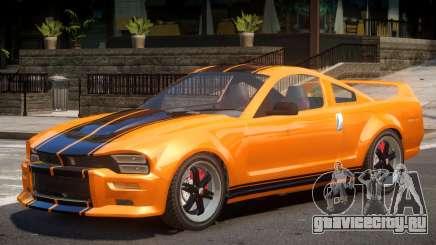 Ford Mustang Ultimate для GTA 4