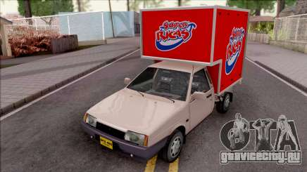 Lada Samara Super Ricas для GTA San Andreas
