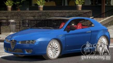 Alfa Romeo Brera ST для GTA 4