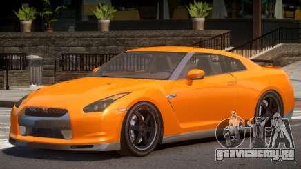 Nissan GTR Tun для GTA 4