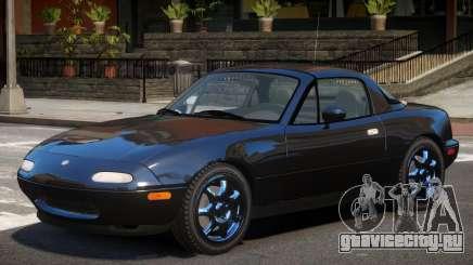 Mazda MX5 V2 для GTA 4