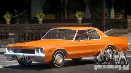 1973 Dodge Monaco для GTA 4