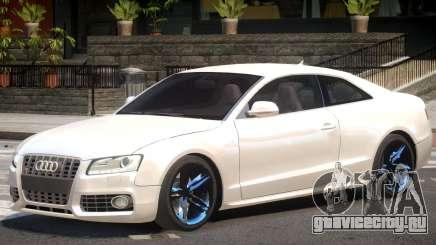 Audi S5 Upd для GTA 4