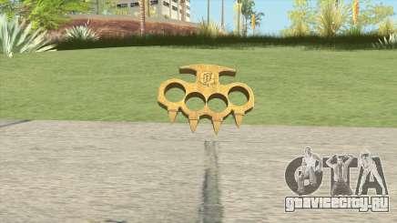 Knuckle Dusters (The Ballas) GTA V для GTA San Andreas