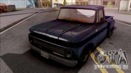Chevrolet C10 1965 IVF для GTA San Andreas