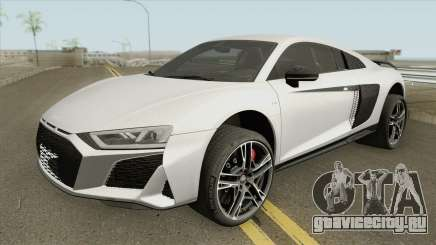 Audi R8 V10 Performance 2020 (HQ) для GTA San Andreas