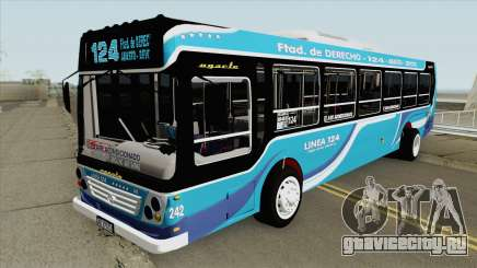 Ugarte Europeo IV MB-1721L-SB (Linea 124) для GTA San Andreas