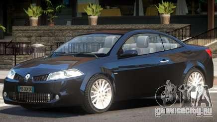 Renault Megane RS V1.1 для GTA 4