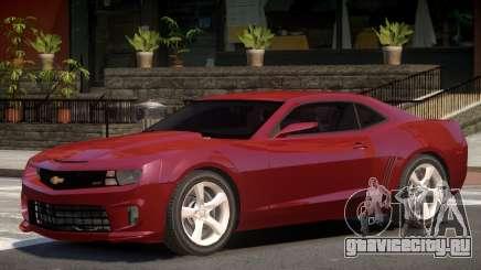 Chevrolet Camaro Y9 V1.2 для GTA 4