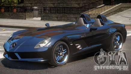 Mercedes SLR Stirling Moss для GTA 4