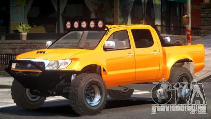 Toyota Hilux Trophytruck V1.0 для GTA 4
