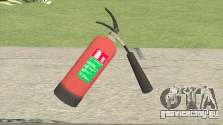Fire Extinguisher GTA IV для GTA San Andreas