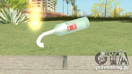 Molotov Cocktail GTA IV для GTA San Andreas