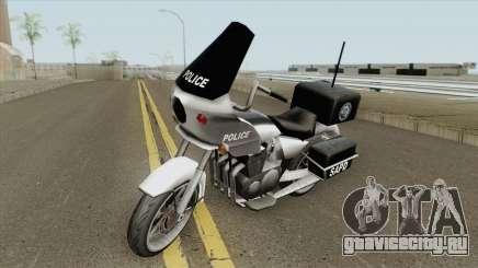 HPV1000 (Project Bikes) для GTA San Andreas