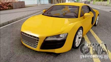 Audi R8 4.2 FSI Quattro VehFuncs для GTA San Andreas
