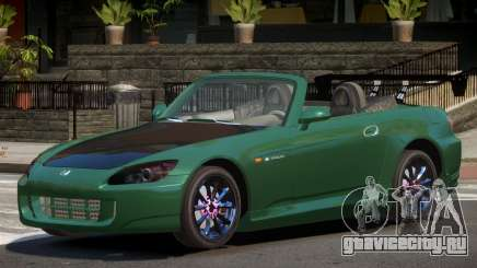 Honda S2000 Roadster для GTA 4