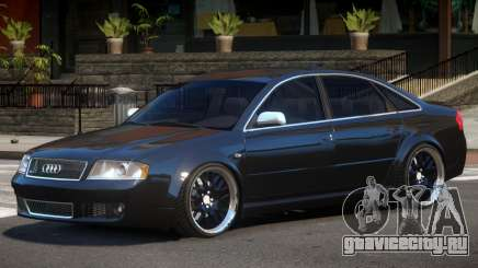 Audi RS6 V1.0 для GTA 4