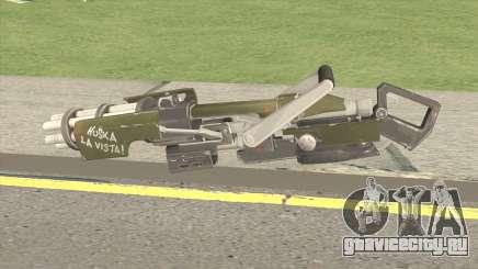 Minigun (Fortnite) HQ для GTA San Andreas