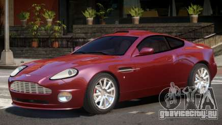 AM Vanquish S V1.2 для GTA 4