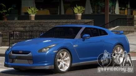 Nissan Skyline R35 Tuning для GTA 4